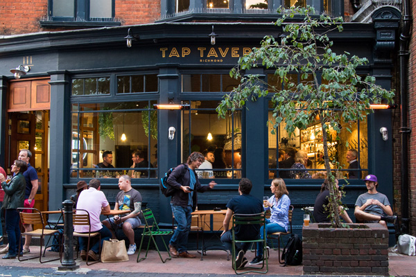 Annual Awards 2017: The Tap Tavern, Richmond.