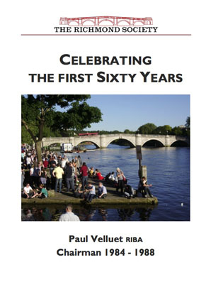 60th Anniversary booklet front page thumbnail