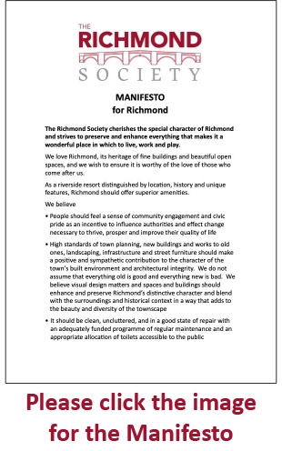 Thumbnail of first page of Manifesto document